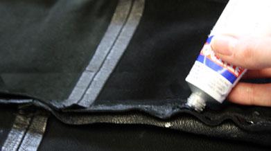 Клей для пошива изделий из кожи