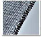Потайной шов вручную